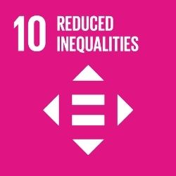 United Nataion SDG 10 Reduced Inequalities