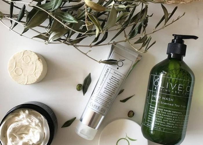 Behind the Brand - Olive Oil Skincare